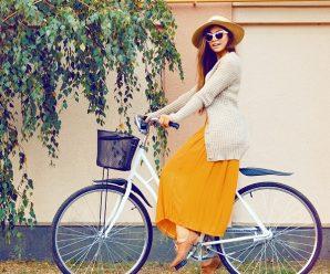 knitted cardigan tangerine dress